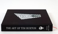 "Книга ""The art of Tim Burton"""